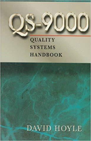 9781560919254: Qs-9000 Quality Systems Handbook