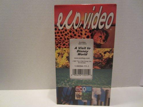 9781560941118: Visit to Walt Disney World [VHS]
