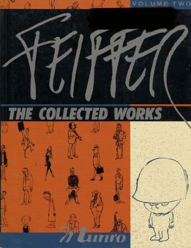 Feiffer: The Collected Works: Munro (Vol. 2) (Feiffer: The Collected Works)
