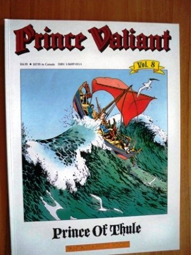 PRINCE VALIANT 8: PRINCE OF THULE: Foster, Hal