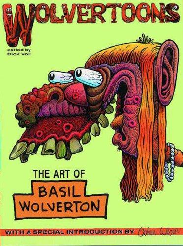 Wolvertoons: Wolverton, Basil