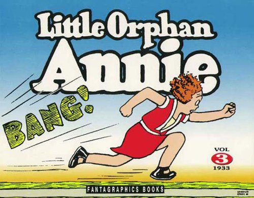 Little Orphan Annie, Vol. 3