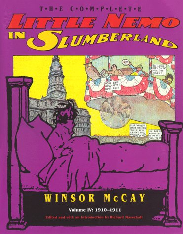 9781560970453: The Complete Little Nemo in Slumberland, Volume IV: 1910-1911