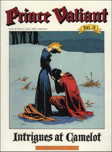 Prince Valiant: Intrigues at Camelot: 011
