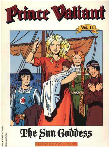 Prince Valiant Vol. 13: The Sun Goddess: 013