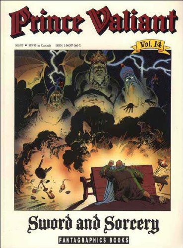 Prince Valiant: Sword and Sorcery: 014
