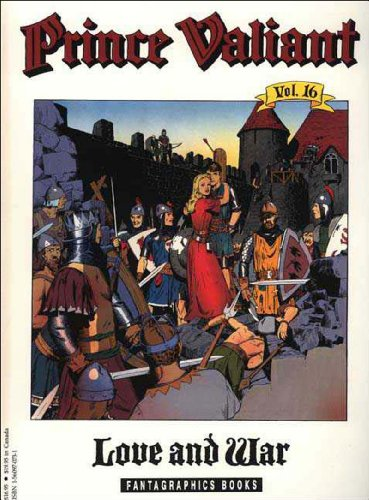 9781560970736: Prince Valiant, Vol. 16 : Love and War