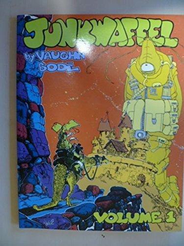 Junkwaffel (1560970863) by Vaughn Bode