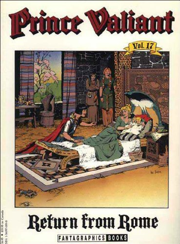 Prince Valiant: Return from Rome: 017