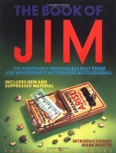 The Book of Jim (156097091X) by Jim Woodring