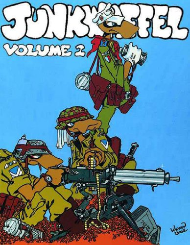 Junkwaffel Vol. 2 (9781560971108) by Vaughn Bodé