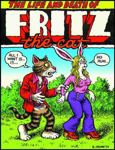 9781560971177: The Life and Death of Fritz the Cat