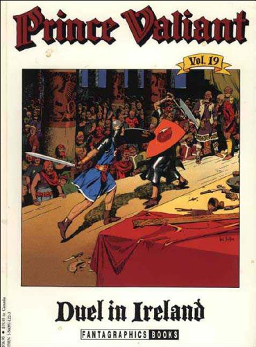 Prince Valiant, Vol. 19: Duel in Ireland (1560971223) by Harold Foster