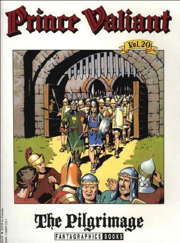 Prince Valiant, Vol. 20: Pilgrimage (1560971231) by Harold Foster