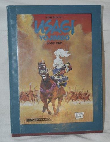 9781560971320: Usagi Yojimbo Book 1