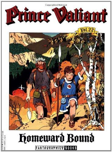 9781560971429: Prince Valiant, Vol. 22: Homeward Bound