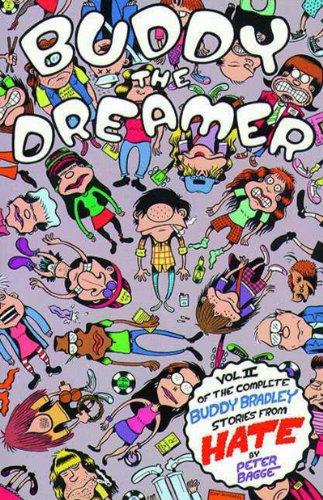 9781560971542: Buddy the Dreamer (Hate)