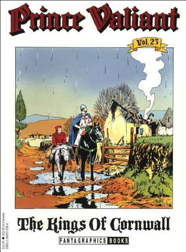 Prince Valiant: The Kings of Cornwall: 23