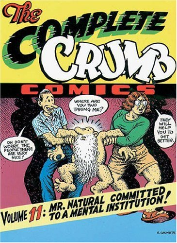 9781560971726: The Complete Crumb Comics Volume 11: v. 11