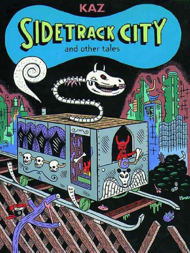 9781560971986: Sidetrack City and Other Tales