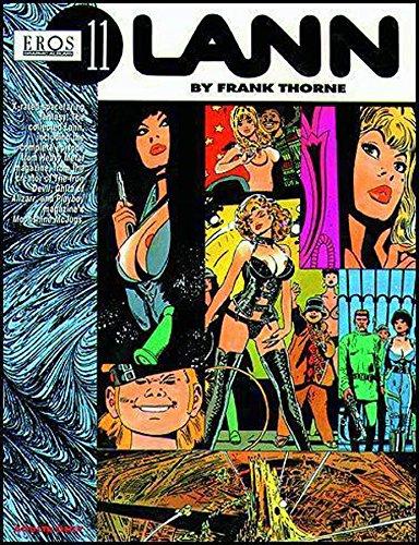 9781560972099: Lann (Eros Graphic Novel 11)