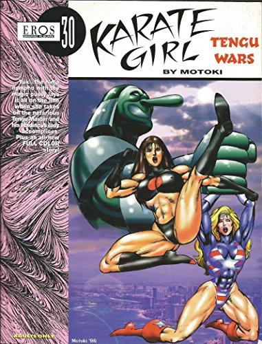 Eros 30 Karate Girl Tengu Wars: Motoki