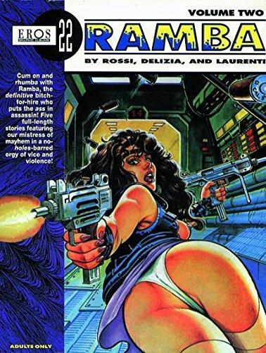 9781560972532: Ramba Book 2: Bk. 2 (Eros Graphic Albums)