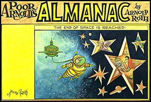 Poor Arnold's Almanac (Fantagraphics) (1560973226) by Arnold Roth