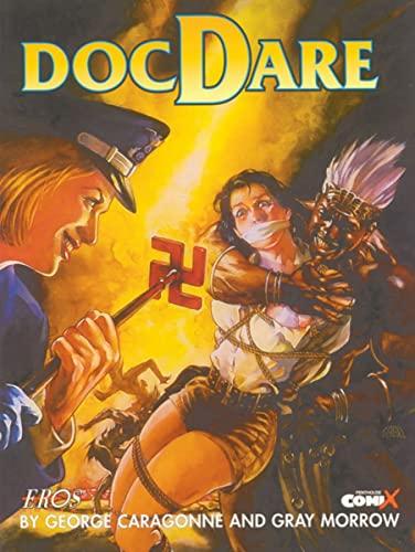 Doctor Dare Volume 1: Spear Of Destiny (Doctor Dare Tp) (v. 1)