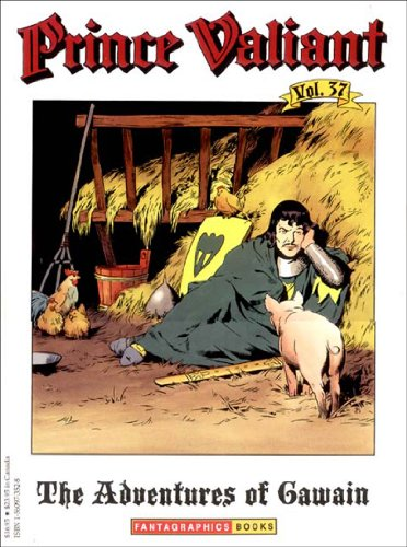 9781560973522: Prince Valiant Vol. 37: The Adventures of Gawain