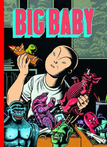 9781560973614: Big Baby (Charles Burns Library)