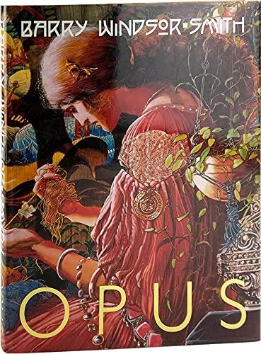 Barry Windsor Smith: Opus Vol. 1: Windsor-Smith, Barry