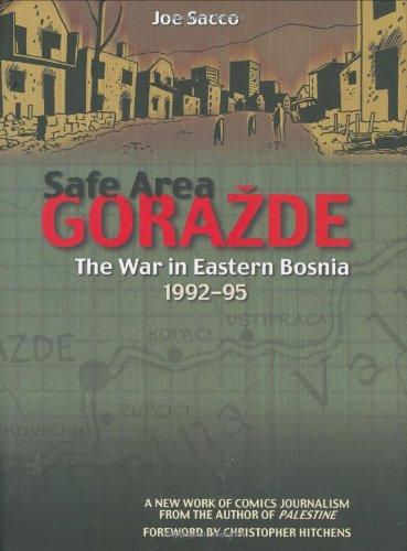 9781560973928: Safe Area Goražde: The War in Eastern Bosnia 1992-1995