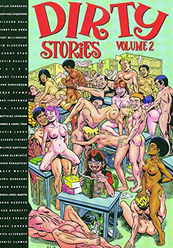 Dirty Stories Volume 2 (v. 2) is it Smut or Erotic Art or is it Both?: Reynolds, Eric, Editor