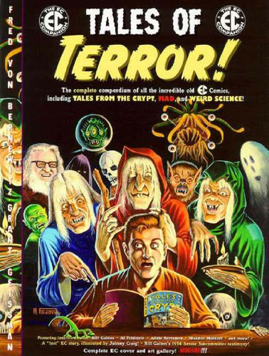 Tales of Terror! The EC Companion