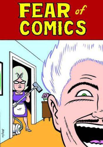 9781560974116: Fear of Comics (Love and Rockets)