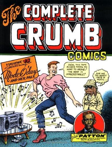 9781560974130: The Complete Crumb Comics, Vol. 15: Mode O'Day