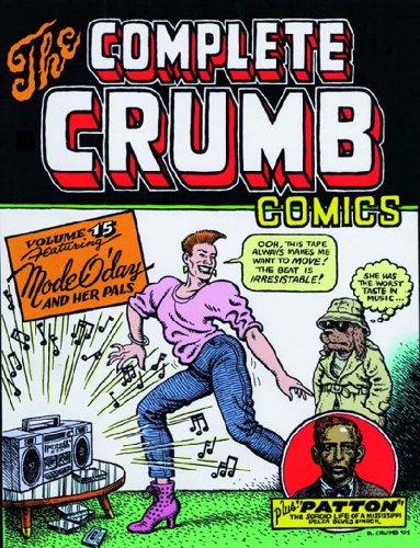 9781560974147: The Complete Crumb Comics, Vol. 15: Mode O'Day