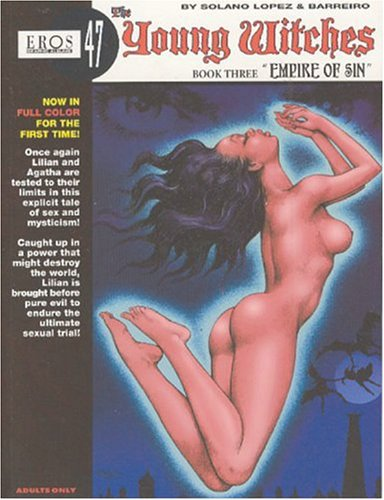 9781560974536: Young Witches, Book 3: Empire of sin