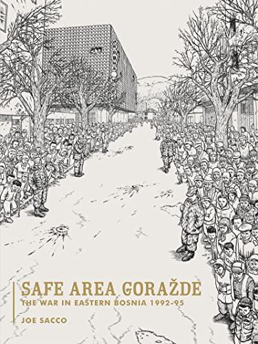 9781560974703: Safe Area Gorazde