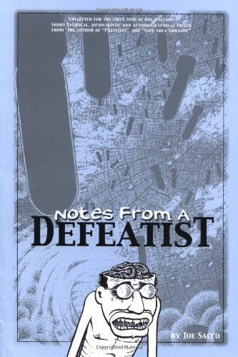9781560975106: Notes from a Defeatist