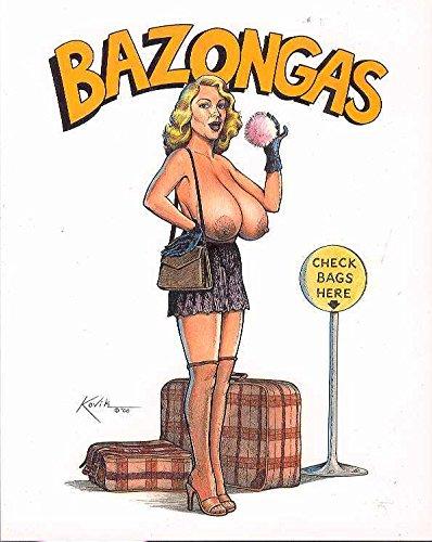 Bazongas!, Volume 1: Kovik