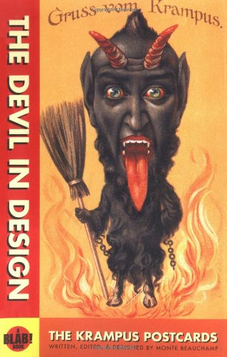 The Devil in Design: The Krampus Postcards