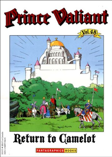 9781560975441: Prince Valiant, Vol. 48: Return to Camelot