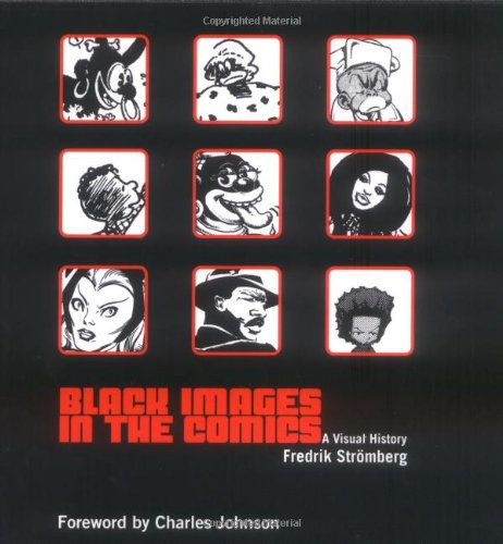 Black Images in the Comics.