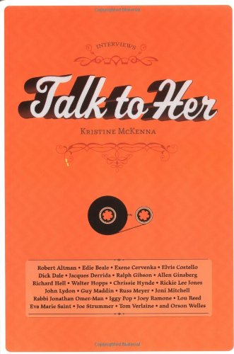 9781560975700: Talk to Her (Interviews (Fantagraphics))