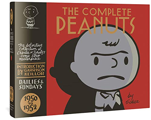 9781560975892: The Complete Peanuts 1950-1952