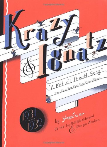9781560975946: KRAZY & IGNATZ 1931-32 KAT ALILT WITH SONG TP: A Kat Alilt with Song