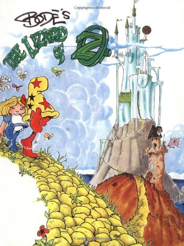 Lizard of Oz (The Bodé Library) (1560975954) by Mark Bode; Vaughn Bode