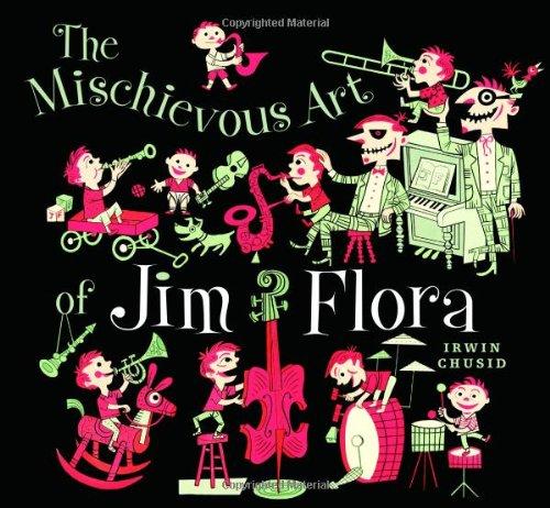 9781560976004: Mischievous Art of Jim Flora